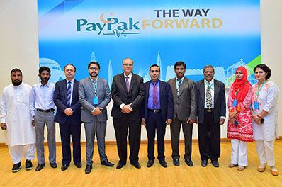Conference arranged by M/S Dellsons Associates on 'PayPak – The Way Forward' Held in SBP